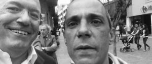 Bufera azzurra su Storace per il selfie con l'aggressore del Cavaliere