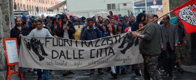 Alta tensione per il Comizio di Salvini a Genova. Cariche e scontri