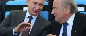 Fifa, toni da Guerra Fredda. Putin alza la voce contro l'ingerenza degli Usa
