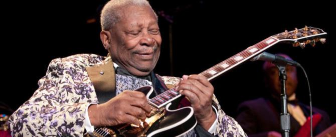 Addio a B.B. King, leggenda del Blues. Un sound inconfondibile e immortale