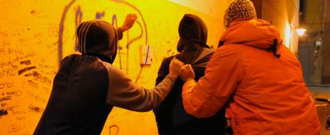 Baby gang da record: due rapine in 15 minuti. Tempestivo anche l'arresto