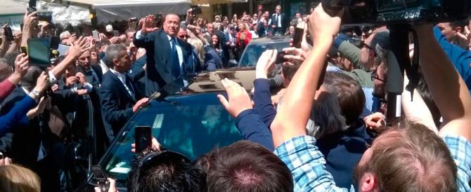 Regionali, Berlusconi: «Se finisce 4 a 3, Renzi si deve dimettere»
