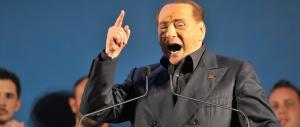 L'appello di Berlusconi: «l'astensione è un voto dato alla sinistra»