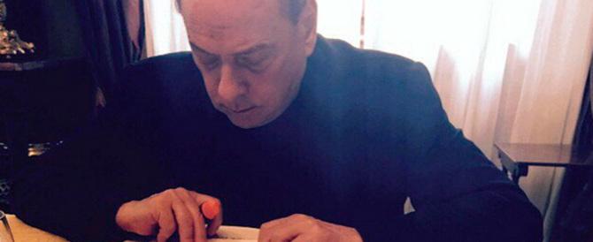 Berlusconi: «Non guiderò io il nuovo partito, avremo un altro leader»