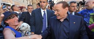 Berlusconi: «Il passo indietro l'ho fatto, ora aiuterò a trovare un nuovo leader»