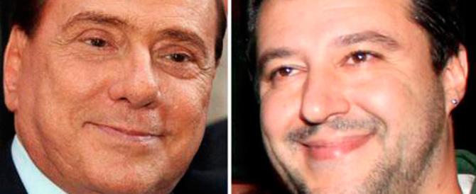 """Primarie. Scontro Berlusconi-Salvini: """"non servono"""", """"invece sì"""""""