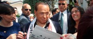 Berlusconi: solo noi siamo stati capaci di bloccare l'invasione di immigrati