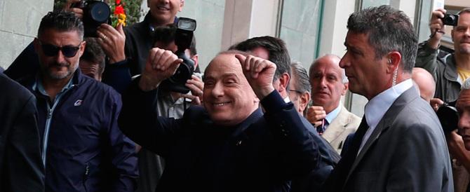 Berlusconi: «Non penso al partito unico. E Marina non sarà la leader»