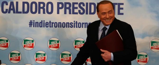 Sfida campana tra Berlusconi e Renzi. Il Cav: Caldoro è un galantuomo, farà il bis