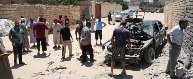 Nuovo orrore in Libia, uccisi sette bambini da un razzo jihadista