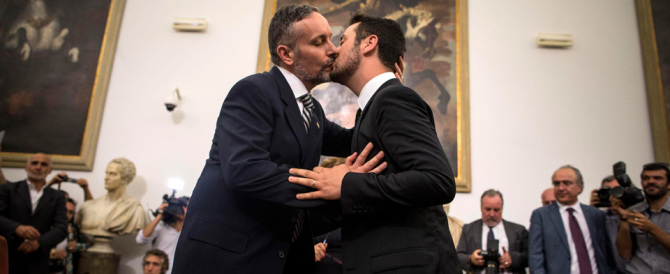 Celebration day, Marino si esalta: ecco i primi matrimoni gay a Roma