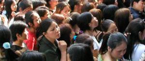 Week-end parigino per 6400 cinesi: tutto a spese dell'azienda
