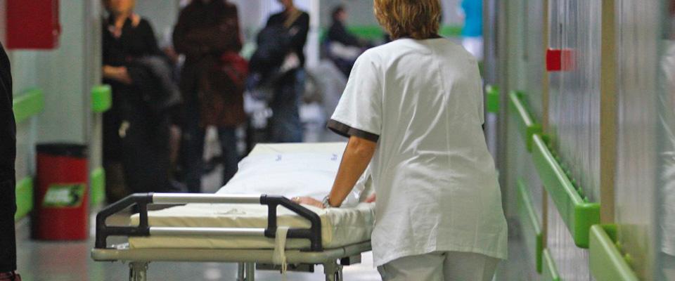 rom invadono l'ospedale