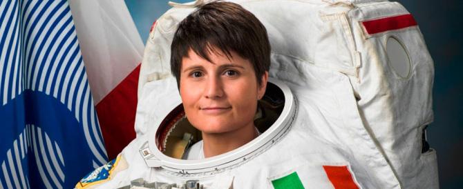 Cristoforetti, l'astronauta da record: è l'italiana che è stata più in orbita