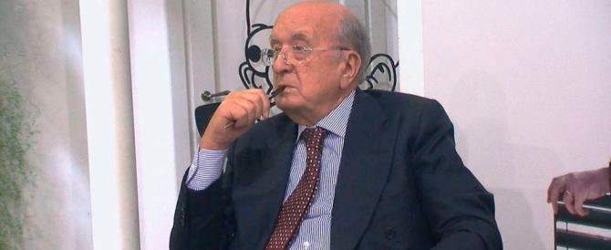A volte ritornano: a 89 anni De Mita punta ancora al seggio parlamentare