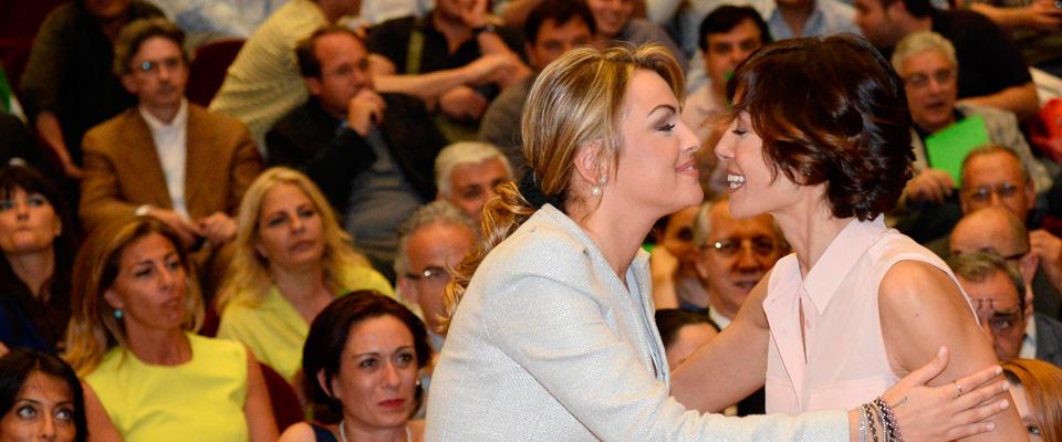 forza italia donne