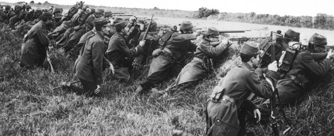 La staffetta dell'Esercito sulle orme dei soldati della Grande Guerra