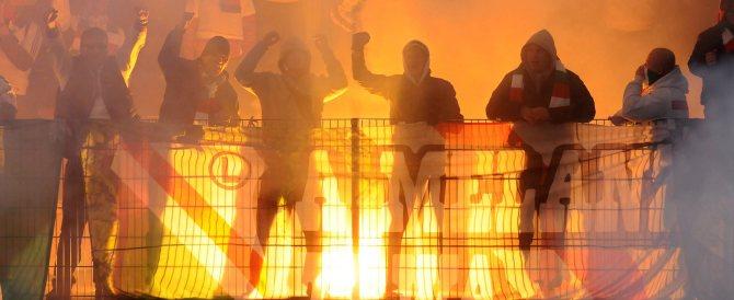 Mai più Genny 'a carogna: legge bipartisan sulla violenza negli stadi