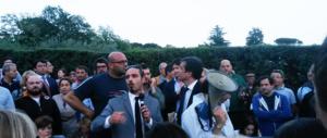 A Roma Nord in arrivo centinaia di immigrati: esplode la protesta