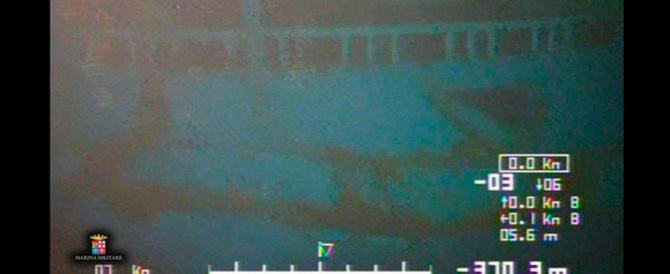 Localizzato il barcone del naufragio che costò la vita a 750 migranti