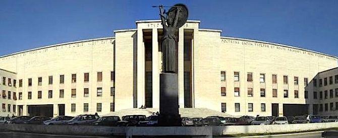 Piacentini l 39 archistar del fascismo che cambi il volto for Architetto giardini roma