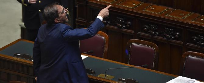 Scontro con la Boldrini, espulso La Russa. Ecco cosa si sono detti e il video