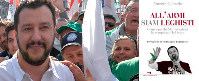 Salvini e Pound, la strana coppia: nodo o risorsa per la destra di governo?