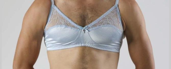 L'ultima follia della moda: lingerie per soli uomini (non omosessuali…)
