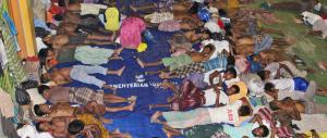Truffa in un centro profughi, 12 arresti. L'industria dell'accoglienza cresce