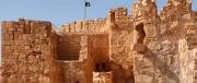 La bandiera nera dell'Isis a Palmira: la sconfitta dell'Occidente