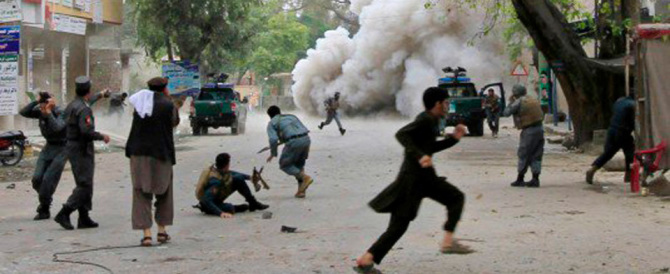 Palmira, massacro di civili: oltre 400 i morti, soprattutto donne e bambini