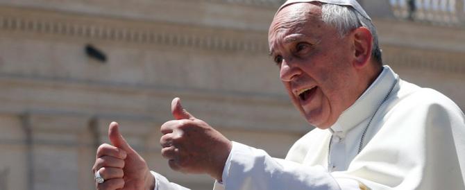 """Contrordine fedeli: il Papa non legge """"Repubblica"""", ma """"Il Messaggero"""""""