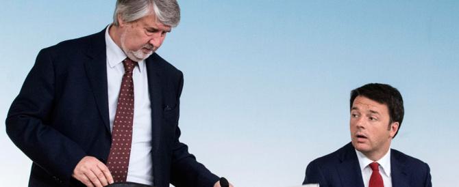 Pensioni, approvato il decreto: Renzi spaccia il rimborso per un regalo