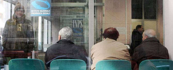 Lo schiaffo del governo ai pensionati: «Niente rimborsi per tutti»