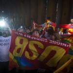 P.a: protesta lavoratori Usb a Forum con Madia