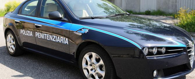 Giustizia, polizia penitenziaria in piazza contro il governo Renzi