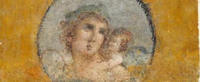 Pompei, ritrovati negli Usa tre affreschi: erano stati rubati nel 1957