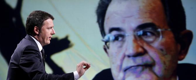 Renzi l'ingrato non cita Prodi, che offeso lascia l'inaugurazione dell'Expo