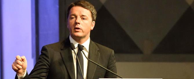 Bla-bla-bla, inutili sproloqui, finto ottimismo: è il Renzi decisionista