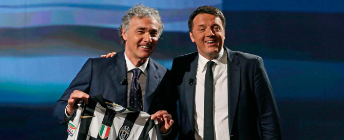 Renzi in tv, fioccano ricorsi e denunce: è onnipresente, peggio di Peppa Pig