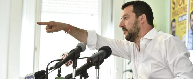 Chi sputò a Salvini? Ragazzi dei centri sociali, figli di papà avvocati e giudici…