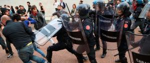 Sabato antifascista a Roma, si temono scontri. Allerta anche a Milano e Palermo