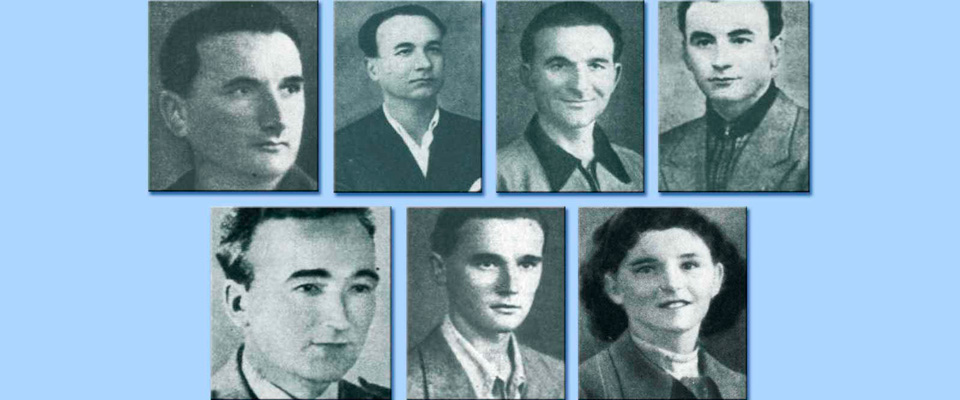 I sette fratelli Govoni