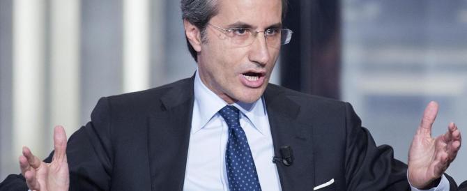 Caldoro: «De Luca vince  grazie agli impresentabili, all'Udc e a De Mita»