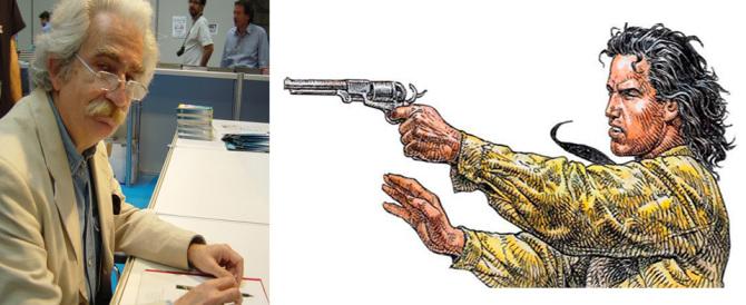 Quando due leggende si incontrano: Eleuteri Serpieri disegna Tex Willer