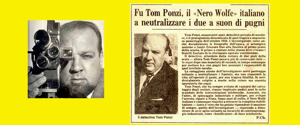 Tom Ponzi
