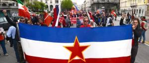 Trieste, comunisti in corteo inneggiano a Tito. Una pagina Fb per dire basta