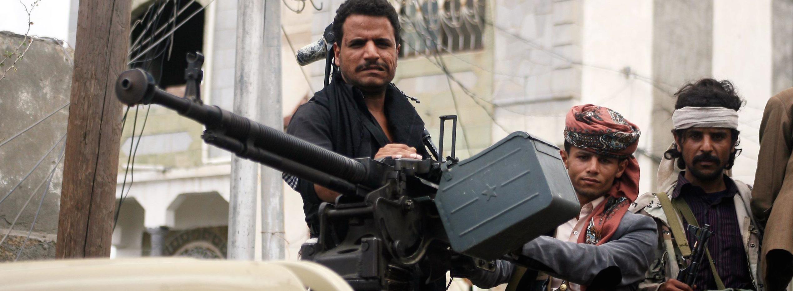Miliziani yemeniti