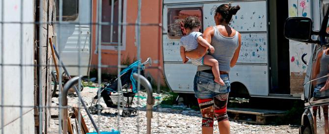 Perquisizioni nei campi rom di Roma: solo ora, dopo la tragedia…