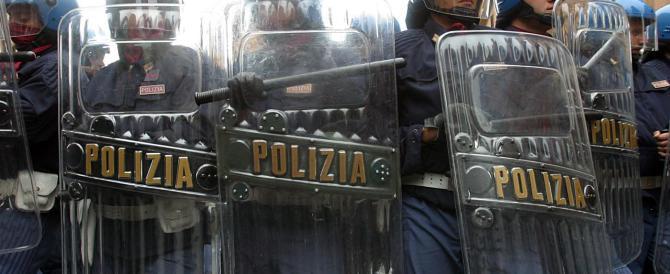 Poliziotti in piazza contro il reato di tortura: noi in galera, i criminali fuori